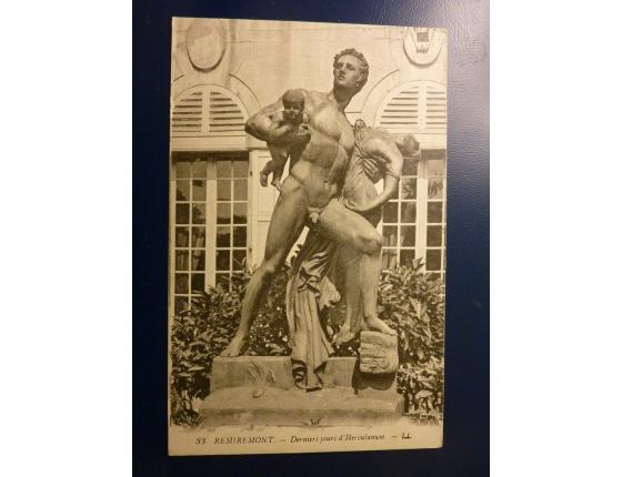 FRANCE, Remiremont 1927
