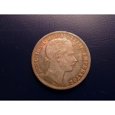 1 zlatník 1861