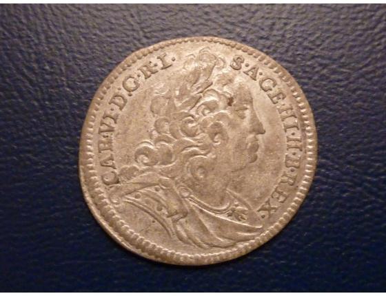 3 krejcary 1737