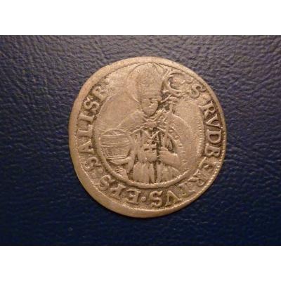 3 krejcary 1687