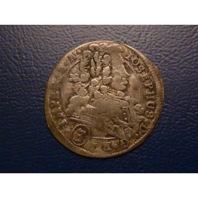 3 Kreuzer 1711