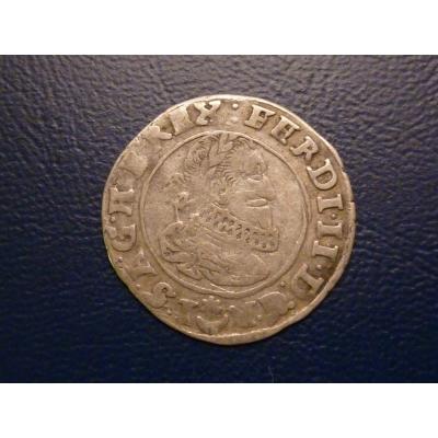 3 krejcary 1628