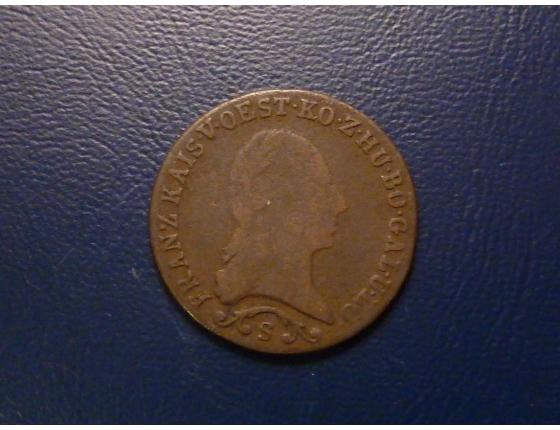 1 krejcar 1812