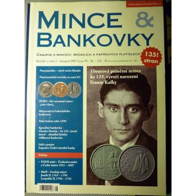 ANTIKVARIÁT - Mince a bankovky 2/2007