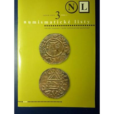 Numismatické listy 3/2008