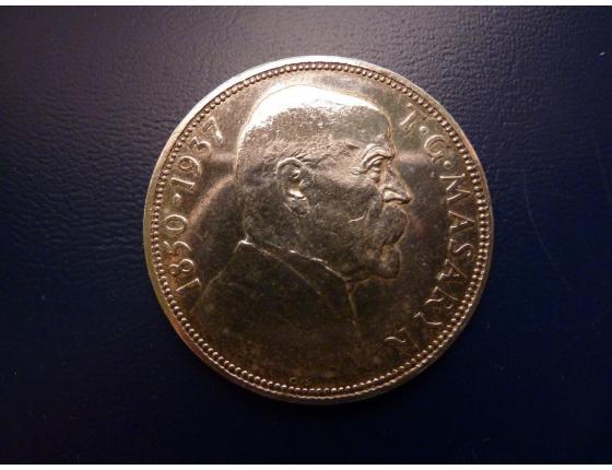 20 korun 1937