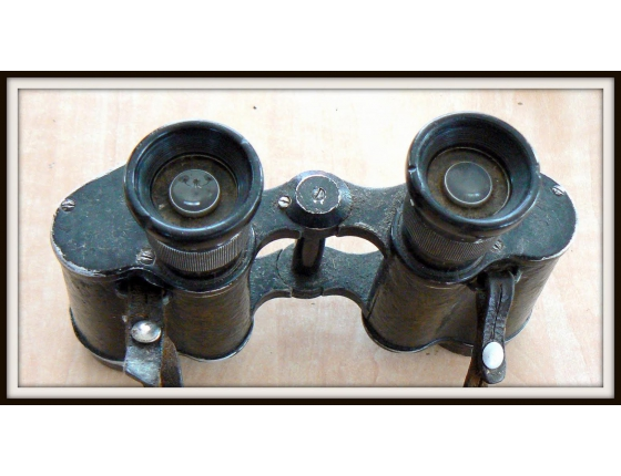 Důstojnický dalekohled Wermacht 1941