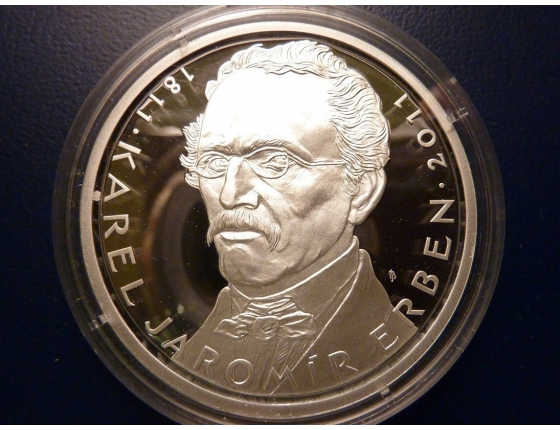 500 Kč Karel Jaromír Erben PROOF