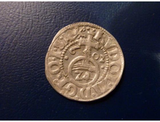1/24 Thaler 1602 Schleswig-Holstein-Schaumburg
