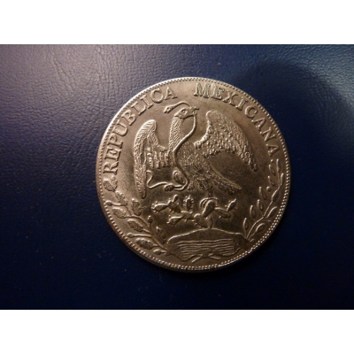 Mexican Dollar 1882 replik