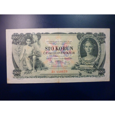 100 Kronen 1925