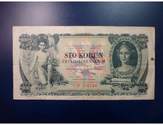 100 korun 1925