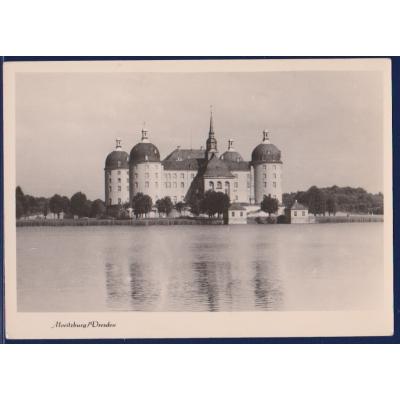 Německo - pohlednice Moritzburg Dresden