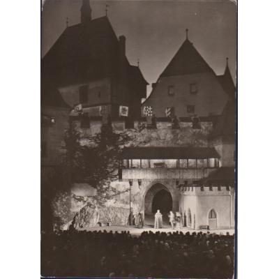Karlštejn - Noc na Karlštejně