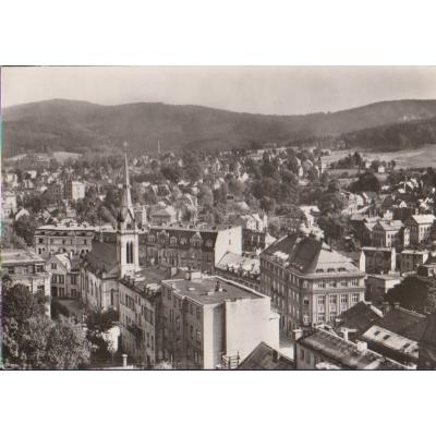 Jablonec nad Nisou - východní část města