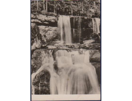 Jizerské Hory - Vodopády na Desné u Tanvaldu