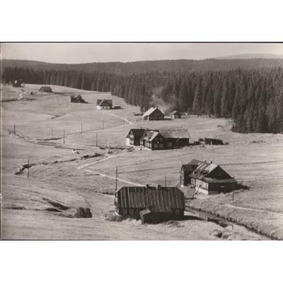 Jizerské Hory - Kořenov, Jizerka