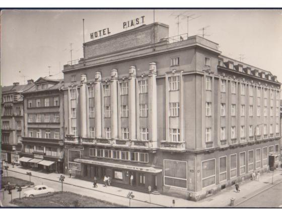 Český Těšín - hotel Piast