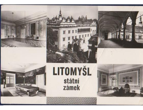Litomyšl - státní zámek