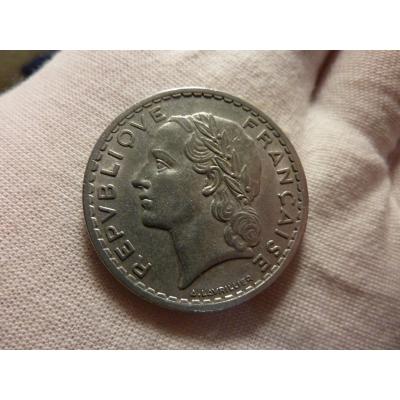 5 Francs 1947