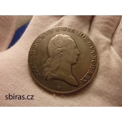 Křížový tolar 1795 H