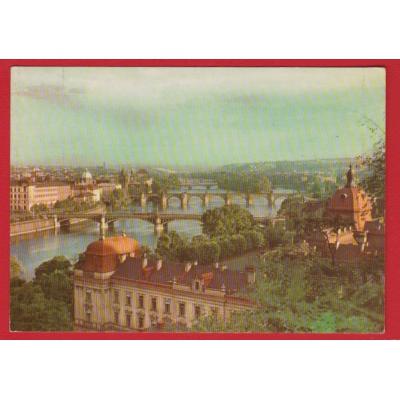 Praha - Pražské mosty