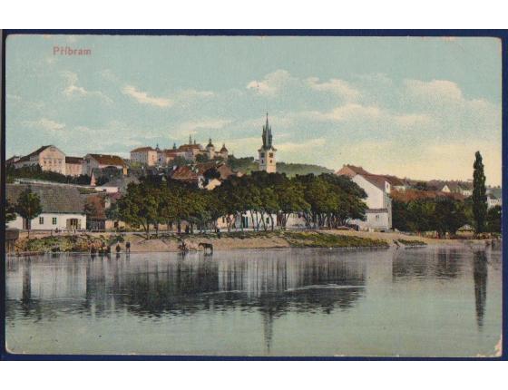 Příbram 1910