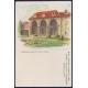 Postcard: Prague Wallenstein Palace