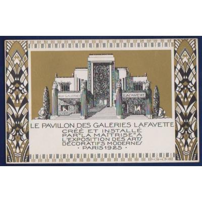 Mezinárodní výstava moderní uměleckoprůmyslové výroby - Paříž 1925