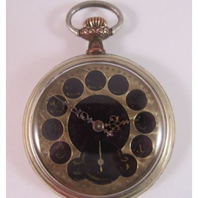 REMONTOIRE - antique pocket watch, a functional
