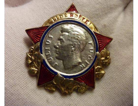 Čestný Fučíkův odznak - LIDÉ BDĚTE!