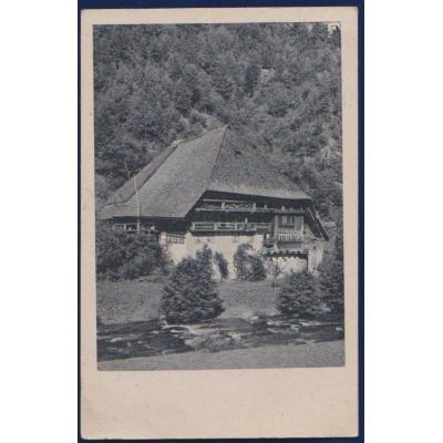 Czechoslovakia - postcards Pobezovice, Ronsperk (Ronsperg, Sudetengau)
