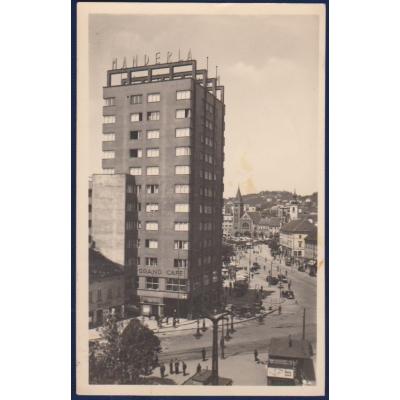 Tschechoslowakei - Postkarte Bratislava 1947