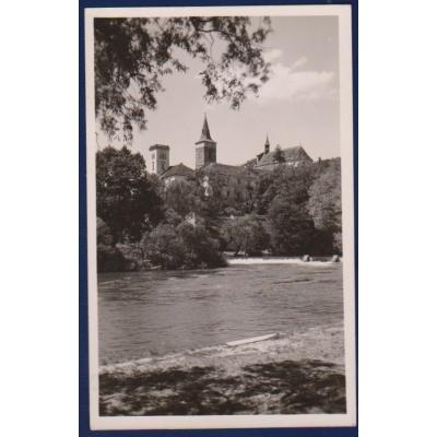 Böhmen und Mähren - Postkarte Sasau
