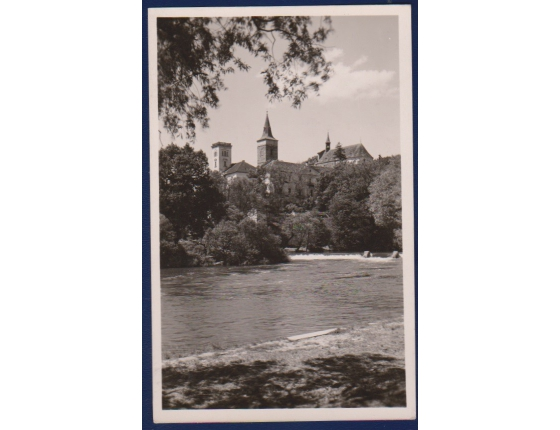 ČECHY a MORAVA - pohlednice Sázava