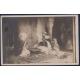 Afrika - pohlednice SALON E. GIRARDET: Une partie de dames 1903