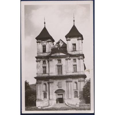 Tschechoslowakei - Postkarte Ober Litvínov