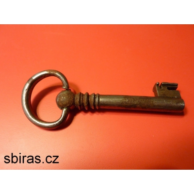 Historical Medieval key - the original