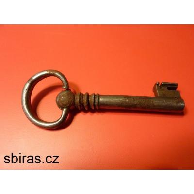 Historický středověký klíč - originál