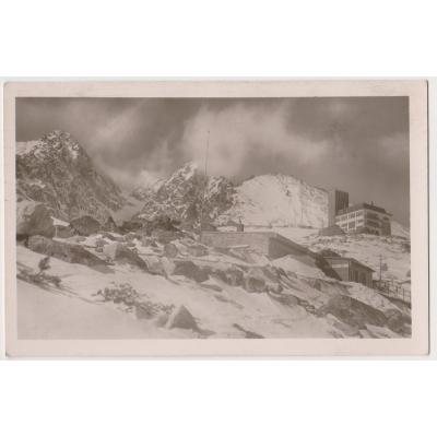 Československo - pohlednice Vysoké Tatry 1945/48