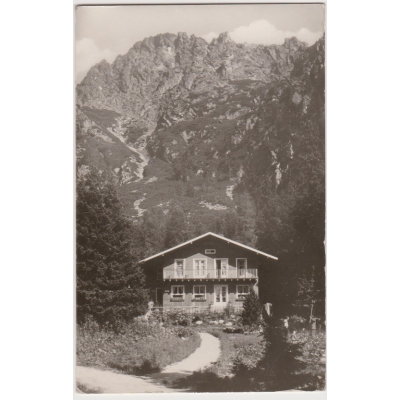 Czechoslovakia - High Tatras 1952