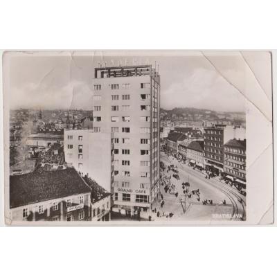 Slovenský štát - pohlednice Bratislava