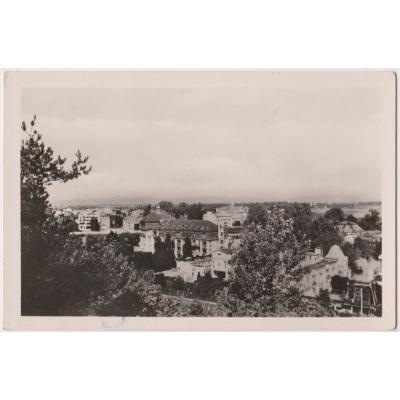Československo - pohlednice Piěšťany, Kúpelný ostrov