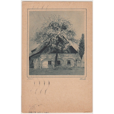 ČECHY a MORAVA - pohlednice Krásy naší vlasti: Frýdlant v Čechách 1930/45