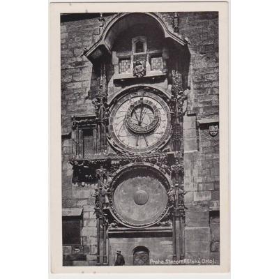 Bohemia and Moravia - Prague Astronomical Clock 1943