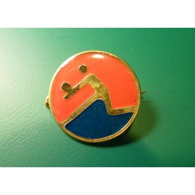 Kuba - sportovní odznak volejbal