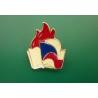 Československo - Členský slibový odznak PO SSM (pionýr) 1974