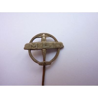 Československo - odznak Masarykova letecká liga, 1. republika