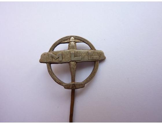 Československo - odznam Masarykova letecká liga, 1. republika