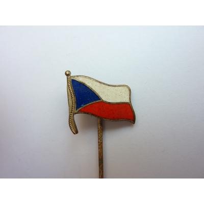 Československo - vlaječka, 1. republika